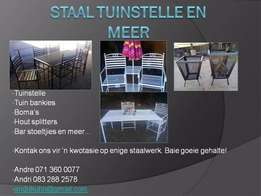 Staal Meubels