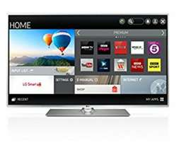 LG 55inches smart television