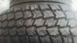 235/75/15 Triangle Tyre, 14,000