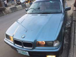 Bmw 318i coupe 1993