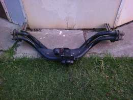 Toyota Fortuner tow bar