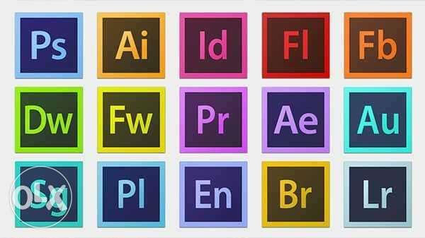 Available Adobe registered programs