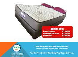 High quality beds for sale at a factory price all over Gauteng