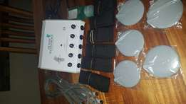 Ems 10 pad Slimming Machine