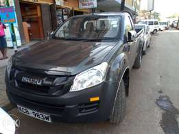Pick up DMX Isuzu 2013 local