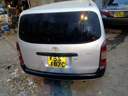 Toyota probox kbs187c still in New condition. Buy and drive (owner)