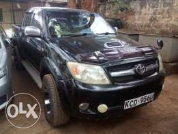 Toyota Hilux double cabin on offer