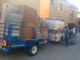 Furniture removals ,Bakkie hire. Moving & Deliveries Removals