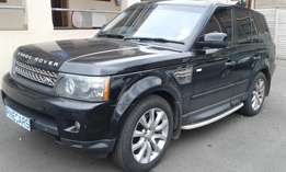 Land Rover Range Rover Sport 3.6 V8 with Sunroof