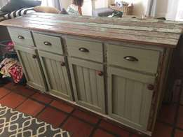 Country Style Multi-Purpose Cabinet