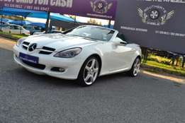 2006 Mercedes Benz SLK 200 Kompressor in good condition