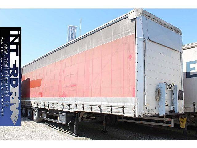 Schmitz Cargobull semirimorchio centinato mega volume ribassato - 2007