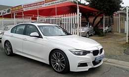 2012 BMW 3 Series 320i Sedan Still In A Very Good Condition For Sale