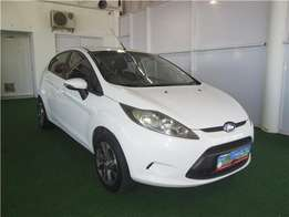 Beautiful 2012 Ford Fiesta 1.4 Ambiente 5-door R 99,995
