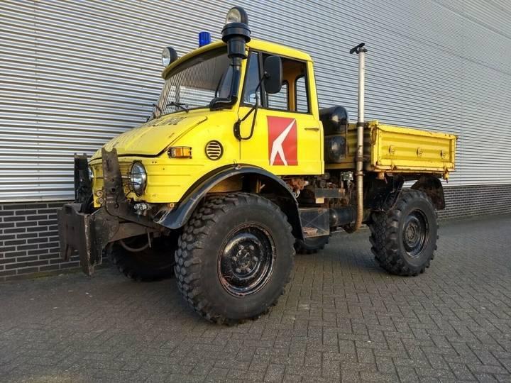 Unimog 406 - 1974