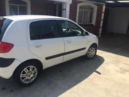 2006 Hyundai Getz 1.6 Automatic or SWOP WHY
