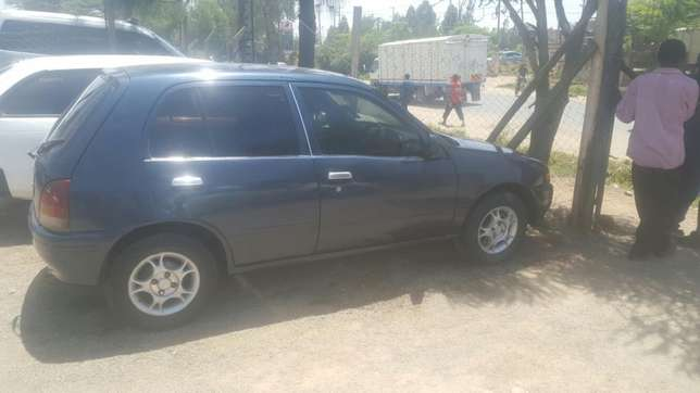 Toyota Starlet, Manual transmission, very clean. Buy and Drive Embakasi - image 6