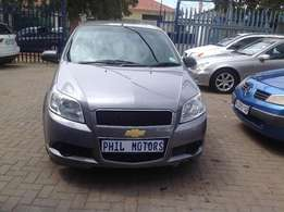 2009 Chevrolet Aveo 1.6, mileage 99000 for sale