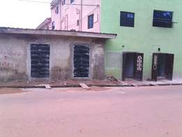 hostel for sale including 6 empty plots of land
