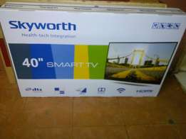 Skyworth 40 inch smart tv,trade in accepted.ww deliver country wide