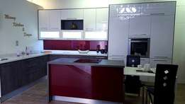 Fully functional high end modern kitchen for sale