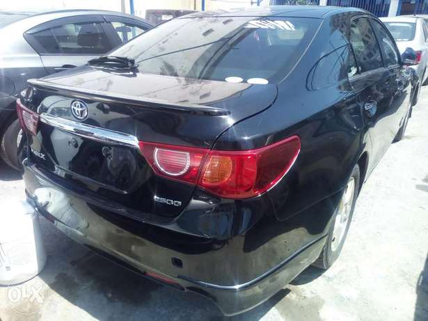 Toyota Mark X Arrived now KCN Number Mombasa Island - image 5