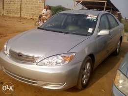 Direct toks Toyota Camry full option with duty paid
