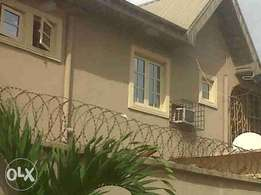 Luxury Fantastic Executive 3bed Rooms Flat at Ajao Estate Isolo