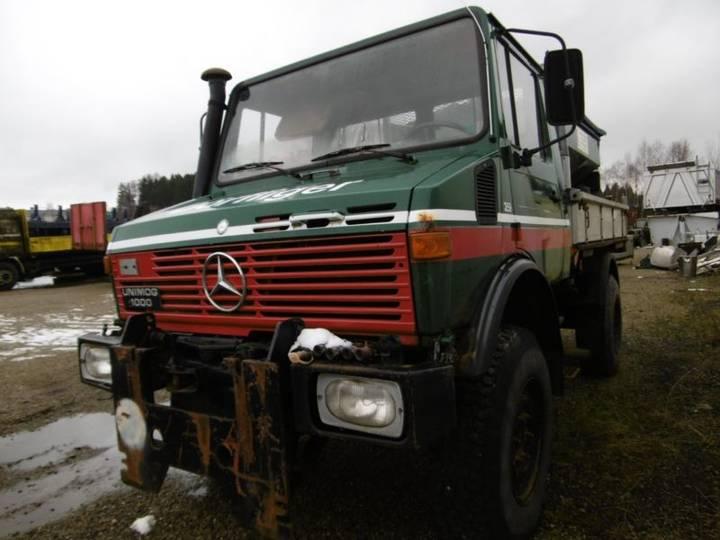 Unimog U1000L-ORG KM - 1980