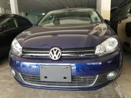 Volkswagen golf tsi new imported.