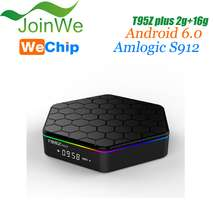 T95z Plus Octa Core Android 6.0 TV Box Kodi t95z PLUS 2.4