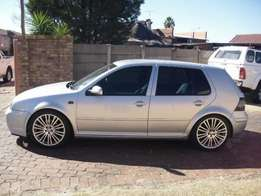 V W Golf4 Gti 1.8t for sale R19,000