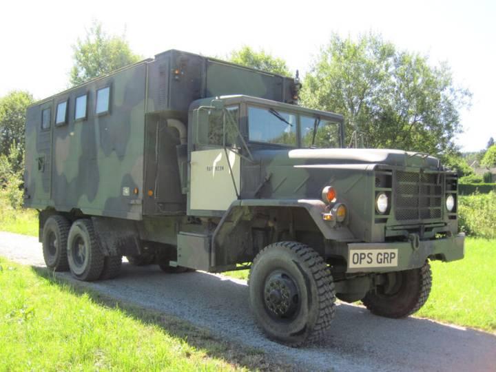 AM General M934 Truck Van REO US-Army - 1986