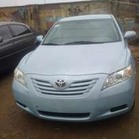 2008 toyota camry tokunbo fabric seat alloy wheels automatic gear tran