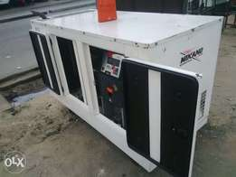 Clean Mikano 15kva soundproof generator in perfect condition