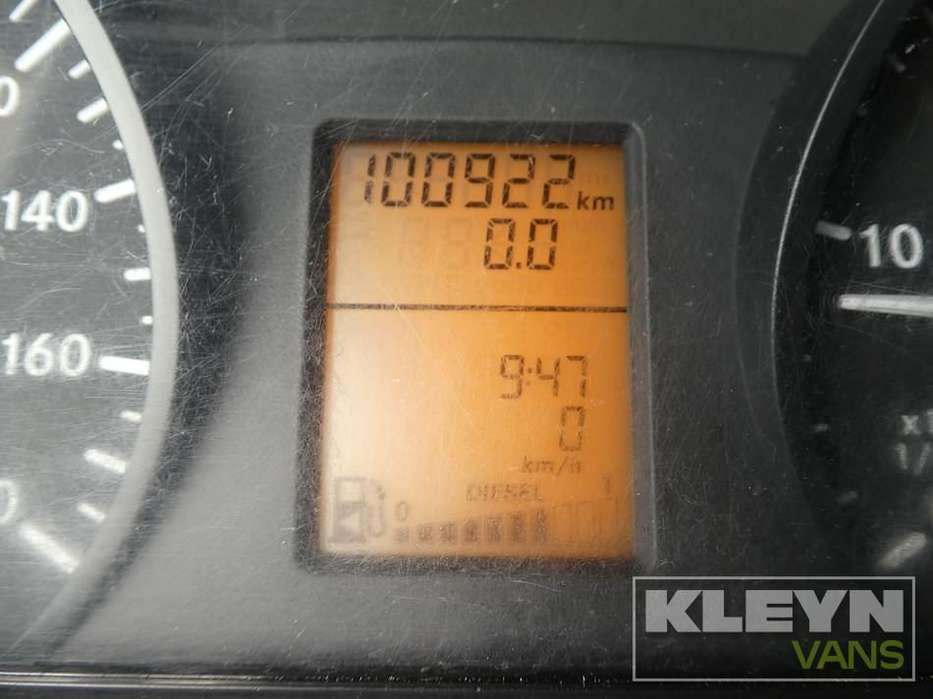 Mercedes-Benz SPRINTER 513 CDI DUB dub.cabine open laad - 2013 - image 15