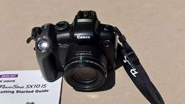 Canon Camera - PowerShot SX10IS