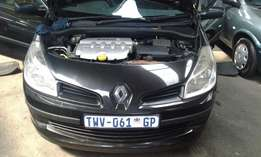 2006 Renault Clio 3 for sale.