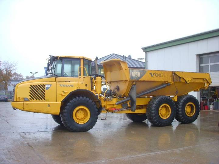 Volvo A25d - 2007