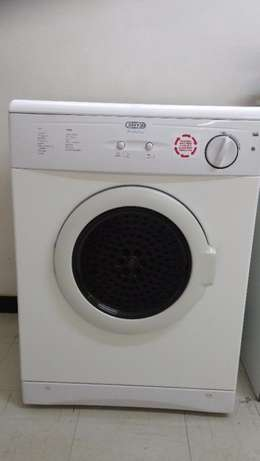 New defy tumble dryer white East Rand Mall - image 1
