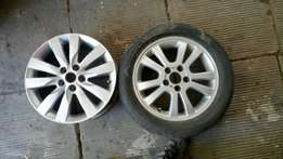 Tyres and mags for sale