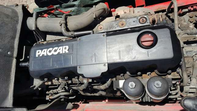 Daf xf105 460 hp engine Africa - image 2