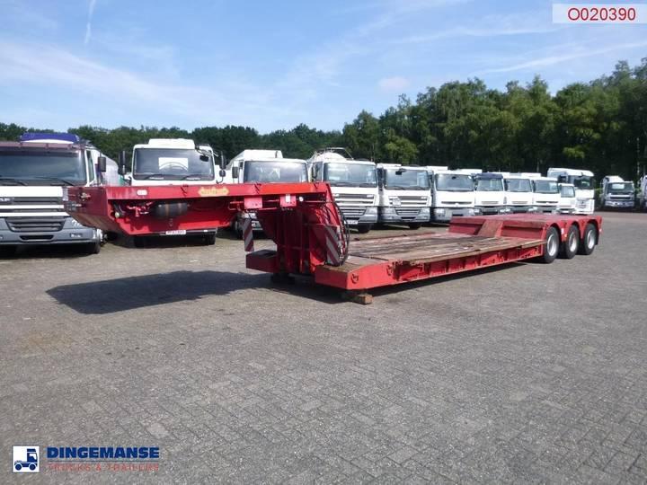 Nooteboom Semi-lowbed trailer OSDAZ-56 - 1992 - image 3