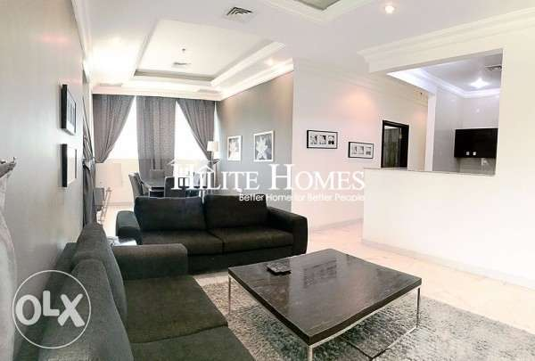 Shaab- Modern Fully furnished two bedroom flat for rent