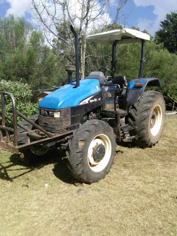 New Holland TS 90 4w Meswo - image 3