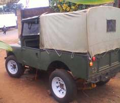 Landrover 107 on sale Ndiani South Coast