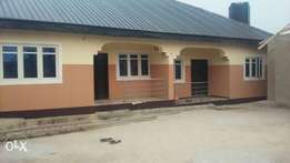 Decent Room & Parlour Self contained at Idi Oya