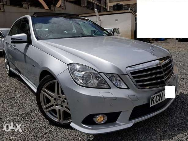 Mercedes E250, Sunroof, Full Leather, Triptronic, etc Nairobi CBD - image 1
