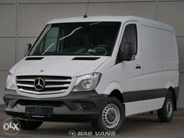 Mercedes Sprinter 213 CDI - To be Imported