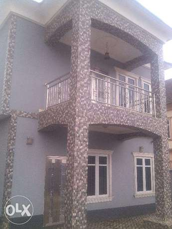 5 bedroom duplex for sale at omole phase 1,with remote control gate ,a Ojodu - image 2